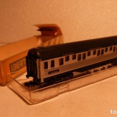 Trenes Escala: VAGON IBERTREN N REF. 207 CAMAS. Lote 132113554