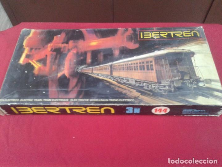 CAJA VACIA IBERTREN ESCALA 3 N - 144 (Juguetes - Trenes a escala N - Ibertren N)