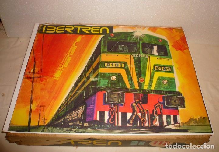 Trenes Escala: VAGONES VIAJEROS IBERTREN N EN CAJA 112 MUY DETERIORADA E INCOMPLETA - Foto 10 - 167057896
