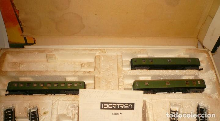 Trenes Escala: VAGONES VIAJEROS IBERTREN N EN CAJA 112 MUY DETERIORADA E INCOMPLETA - Foto 12 - 167057896