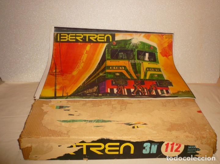Trenes Escala: VAGONES VIAJEROS IBERTREN N EN CAJA 112 MUY DETERIORADA E INCOMPLETA - Foto 16 - 167057896