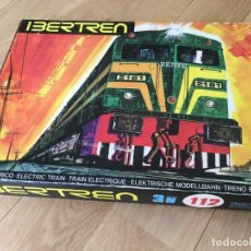 Trenes Escala: CAJA IBERTREN 3N 112. Lote 167162744