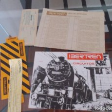Trenes Escala: DOCUMENTACIÓN IBERTREN N. Lote 167960288