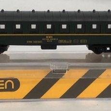 Trains Échelle: IBERTREN COCHE DE VIAJEROS C.C. 1000 CRUZ ROJA, REFERENCIA 6242 ESCALA N. Lote 187531698