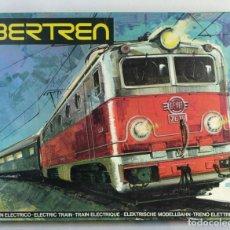 Trenes Escala: TREN ELÉCTRICO IBERTREN 3N 141 AÑOS 70. Lote 169043832