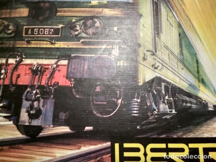 CAJA IBERTREN 3N 132 INCOMPLETA (Juguetes - Trenes a escala N - Ibertren N)
