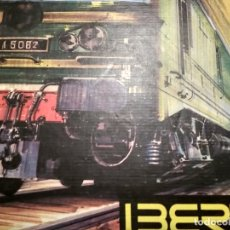 Trenes Escala: CAJA IBERTREN 3N 132 INCOMPLETA. Lote 170454696