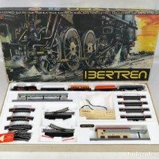 Trenes Escala: IBERTREN REF 142. METAL Y RESINA. ESCALA 3N. ESPAÑA. CIRCA 1970. . Lote 171310670