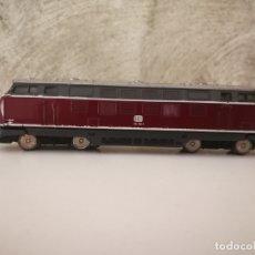Trenes Escala: LOCOMOTORA DIESEL BB DE LA DB IBERTREN ESCALA 3N. Lote 171784288