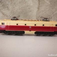 Trenes Escala: LOCOMOTORA ELÉCTRICA ALSTHOM DE LA DB IBERTREN ESCALA 3N. Lote 171784460