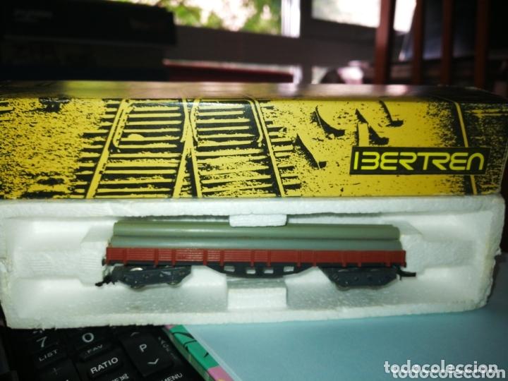 VAGON IBERTREN NUEVO EN CAJA REF 3602 (Juguetes - Trenes a escala N - Ibertren N)