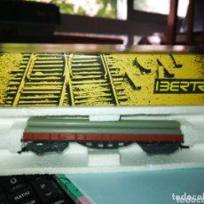 Trenes Escala: VAGON IBERTREN NUEVO EN CAJA REF 3602. Lote 172238754