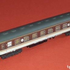Trenes Escala: COCHE VIAJEROS 1ª CLASE 8000 RENFE *ESTRELLA* REF. 6216, IBERTREN MADE IN SPAIN, ESC. N, AÑOS 90.. Lote 172587520