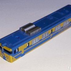 Trenes Escala: CARROCERÍA MITSUBISHI 269 NUEVA IMAGEN RENFE, IBERTREN ESC N, ORIGINAL AÑOS 80.. Lote 172992460
