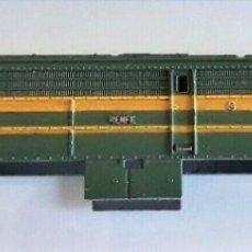 Trenes Escala: IBERTREN. CARCASA CON CRISTALES LOCOMOTORA ALCO. ESCALA N. Lote 173571458