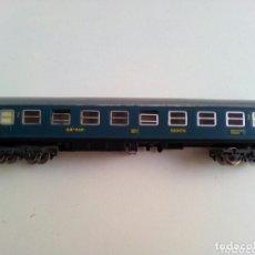 Trenes Escala: VAGON PASAJEROS, COCHE CAMA, RENFE, IBERTREN, BARCELONA - MADRID, ESCALA N. Lote 173678603