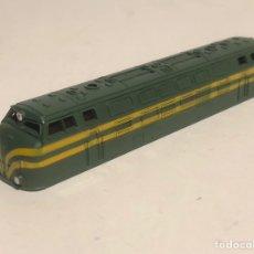Trenes Escala: IBERTREN CARCASA LOCOMOTORA B.B ESCALA N. NUEVA. Lote 175402883