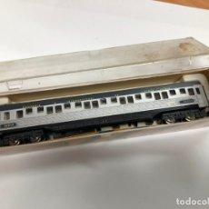 Trenes Escala: VAGON CAMA FABRICADO POR IBERTREN ESCLA N CON CAJA ORIGINAL REF 207. Lote 175663848