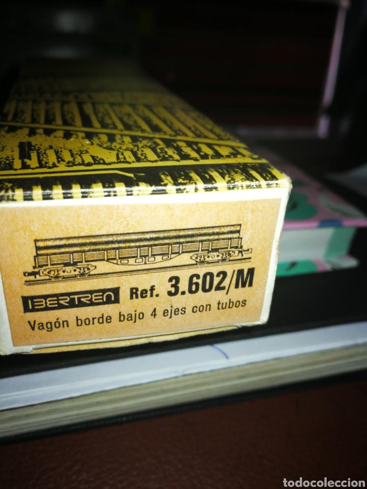 Trenes Escala: Vagon Ibertren nuevo en caja ref 3602 - Foto 2 - 172238754