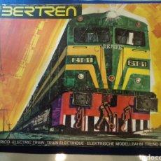 Trenes Escala: TREN IBERTREN 3N MOD.112. FUNCIONA. Lote 175966182