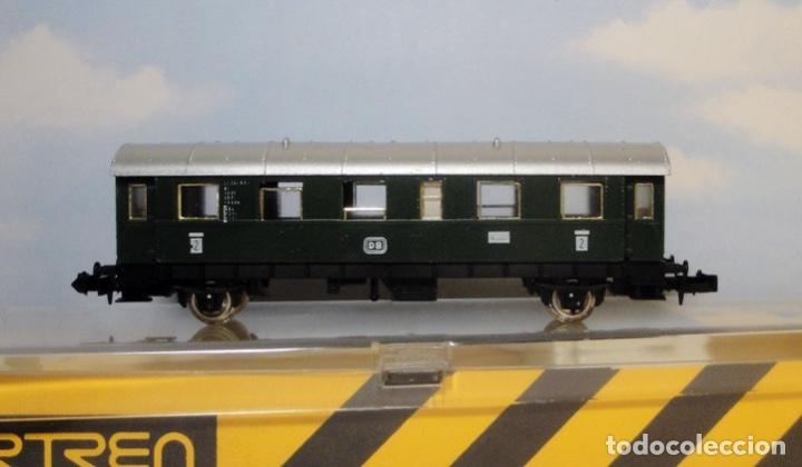 Trenes Escala: Ibertren. Vagón de 2 ejes de la DB - Foto 2 - 176020118