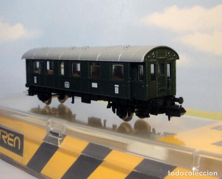 Trenes Escala: Ibertren. Vagón de 2 ejes de la DB - Foto 3 - 176020118