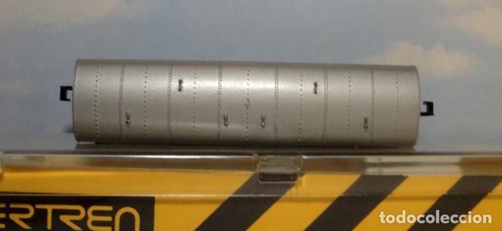 Trenes Escala: Ibertren. Vagón de 2 ejes de la DB - Foto 4 - 176020118