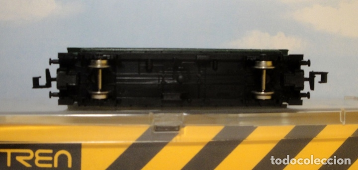 Trenes Escala: Ibertren. Vagón de 2 ejes de la DB - Foto 5 - 176020118