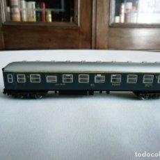 Trenes Escala: IBERTREN N 021 VAGÓN COCHE CAMA 1ª CLASE RENFE PERFECTO ESTADO. Lote 176733992