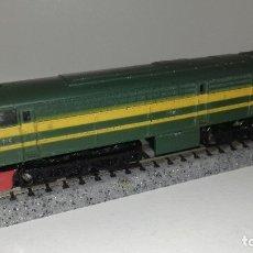 Trenes Escala: IBERTREN 3N LOCOMOTORA ALCO 2100 (CON COMPRA DE CINCO LOTES O MAS ENVÍO GRATIS). Lote 177499874