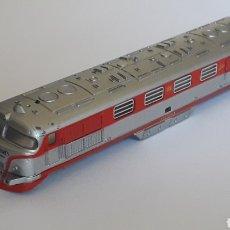 Trenes Escala: CARROCERÍA LOCOMOTORA DIESEL 2000 TALGO 352, IBERTREN MADE IN SPAIN, ESC. N, ORIGINAL AÑOS 80.. Lote 178065120