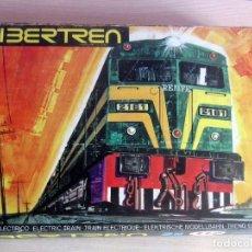 Trenes Escala: IBERTREN 3N MODELO 112 COMPLETO, FALTA PAPELES. Lote 178662870
