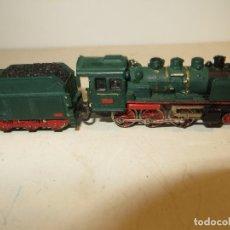 Trenes Escala: LOCOMOTORA IBERTREN VAPOR REF. 1201 F.F.A FUNCIONANDO,BARATA. Lote 179112382