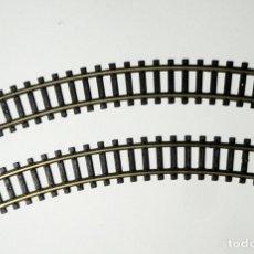 Trains Échelle: 2 CURVAS 194,6 30ª. Lote 182334010