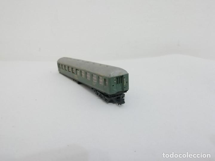 Trenes Escala: Ibertren N 203 Vagón Literas Coche Cama 2ª Clase Renfe Reparaciones - Foto 2 - 182651888