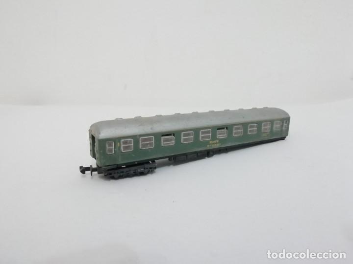Trenes Escala: Ibertren N 203 Vagón Literas Coche Cama 2ª Clase Renfe Reparaciones - Foto 3 - 182651888