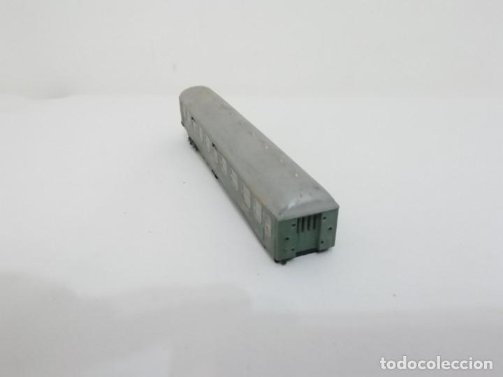 Trenes Escala: Ibertren N 203 Vagón Literas Coche Cama 2ª Clase Renfe Reparaciones - Foto 4 - 182651888