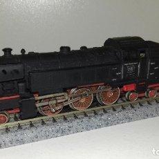 Trenes Escala: IBERTREN 3N LOCOMOTORA VAPOR S66L43-308 (CON COMPRA DE 5 LOTES O MAS ENVÍO GRATIS). Lote 183178537