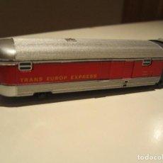 Trenes Escala: 9 VAGONES IBERTREN TALGO ESCALA N. Lote 184309960