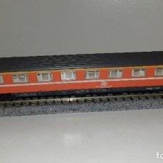 Trenes Escala: IBERTREN N PASAJEROS EUROFINA L44-60(CON COMPRA DE 5 LOTES O MAS ENVÍO GRATIS). Lote 184720932