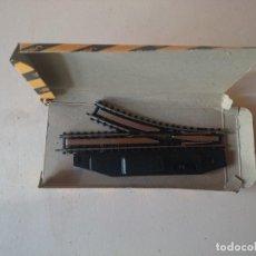 Trenes Escala: DESVÍO MANUAL DERECHA REF.661. Lote 186295990