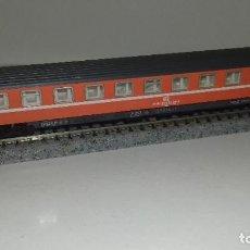 Trenes Escala: IBERTREN N PASAJEROS EUROFINA L44-112 (CON COMPRA DE 5 LOTES O MAS ENVÍO GRATIS). Lote 186435558