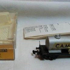 """Trenes Escala: VAGON IBERTREN N REF. 351 """"CAMPSA"""". Lote 188832640"""