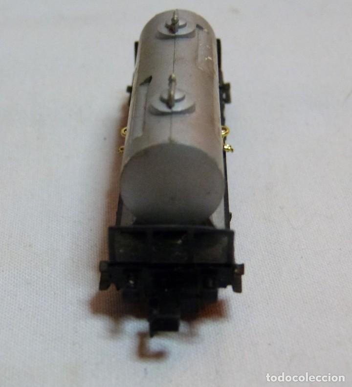 """Trenes Escala: VAGON IBERTREN N REF. 351 """"CAMPSA"""" - Foto 6 - 188832640"""