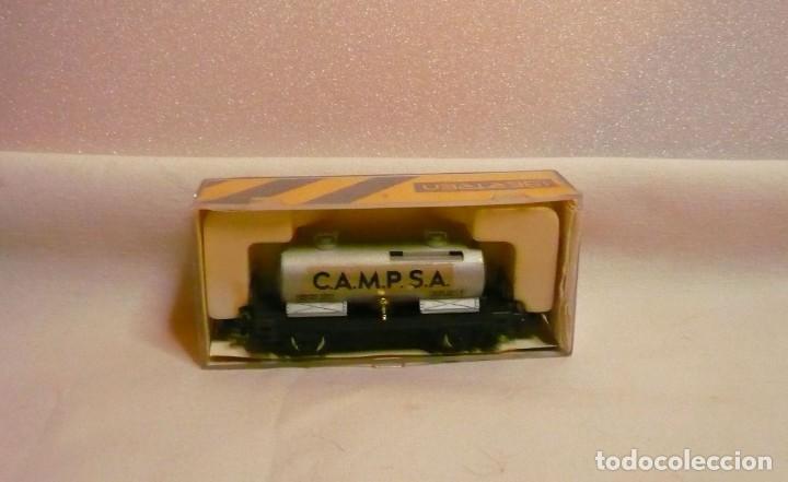 """Trenes Escala: VAGON IBERTREN N REF. 351 """"CAMPSA"""" - Foto 7 - 188832640"""