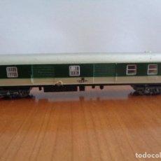 Trenes Escala: FURGÓN DE LA DB DE IBERTREN 221. ESCALA N. ALGUNA FALTA. Lote 189704765