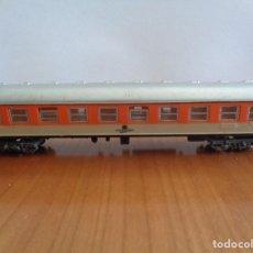 Trenes Escala: VAGÓN DE VIAJEROS DE LA DB DE IBERTREN 219. ESCALA N. BUEN ESTADO. Lote 189705050