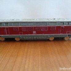 Trenes Escala: LOCOMOTORA DIESEL B. B. - D. B REF. 019 DE IBERTREN. ESCALA N. FUNCIONAMIENTO NO COMPROBADO. . Lote 189706366