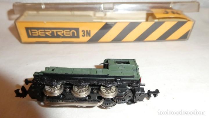 Trenes Escala: LOCOMOTORA 3N IBERTREN REF. 011 - Foto 2 - 192190527