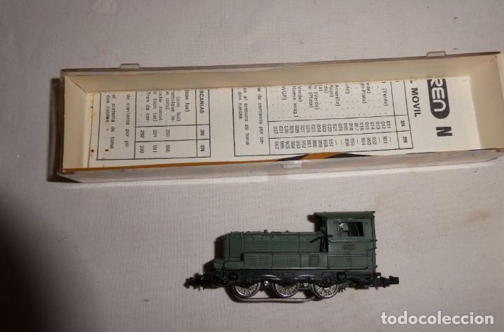 Trenes Escala: LOCOMOTORA 3N IBERTREN REF. 011 - Foto 5 - 192190527